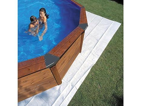 e8fdd6ff9b0 Gre MPROV810 - Protector de suelo para piscinas ovaladas