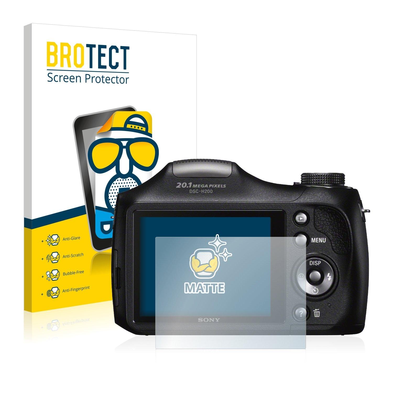 BROTECT Protector Pantalla Anti-Reflejos Compatible con Sony Cyber ...