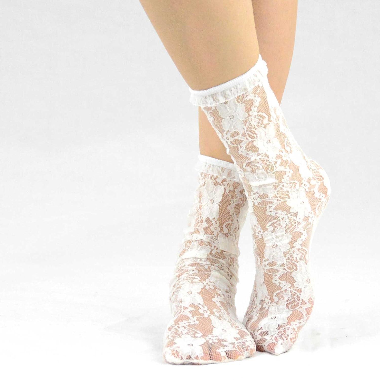 TeeHee Womens Fashion Ankle Socks 5 Pair combo