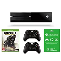 Xbox One Console Gamer Essentials Pack