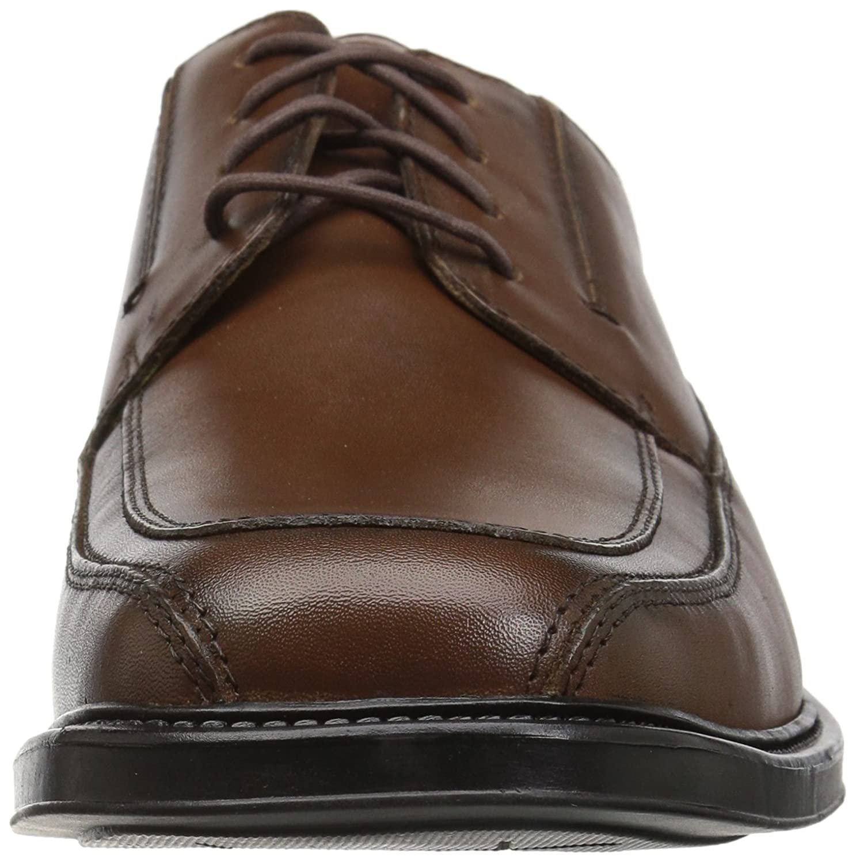 Dockers Perspective Hombre Castaño claro Piel Mocasines Zapatos EU 42: Amazon.es: Ropa y accesorios