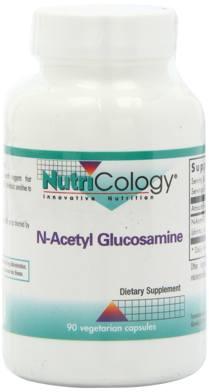 Nutricology N-acetyl Glucosamine (NAG), Vegicaps, 90-Count