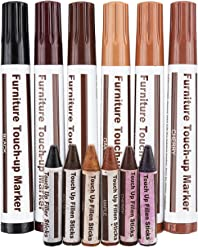 /Finishing Produkte Fill-Stick Tinte 3 3PCS Style A /Scratch Wiederherstellung und Reparatur Lackstift Marker Kit/ Weiye M/öbel Reparatur-System/ /Holz Filler Sticks/