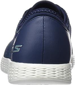 Skechers On The go Glide Effusive, Zapatillas para Hombre, Azul (Navy), 42.5 EU