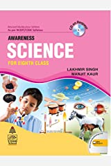 Awareness Science  for Class 8 (2019 Exam) Paperback
