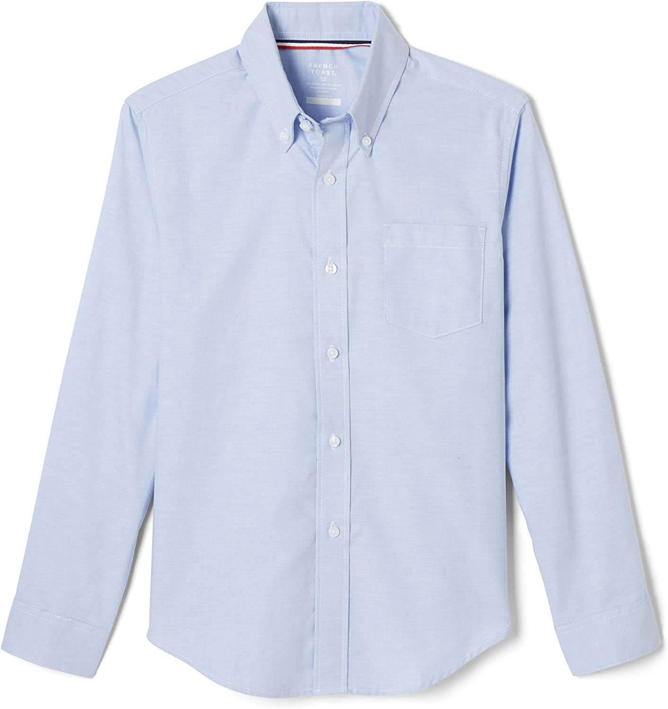 French Toast Boys/' Short Sleeve Oxford Dress Shirt