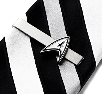 Star Trek Tie Clip Mens Wedding Gift Party Favors Guy Gifts