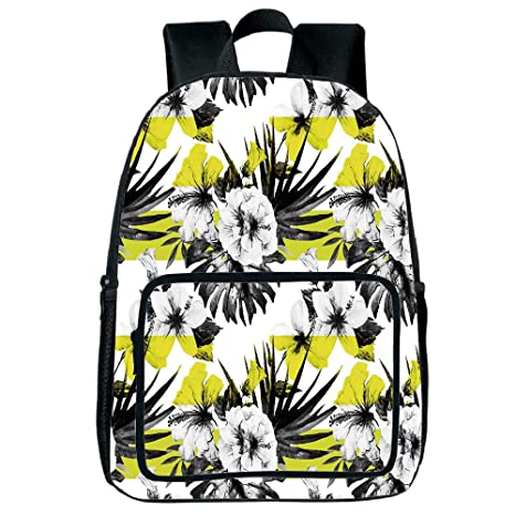 Amazoncom Light Weight Loss Square Front Bag Backpackleaf