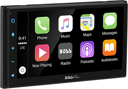 BOSS BVCP9675A Car Multimedia Player