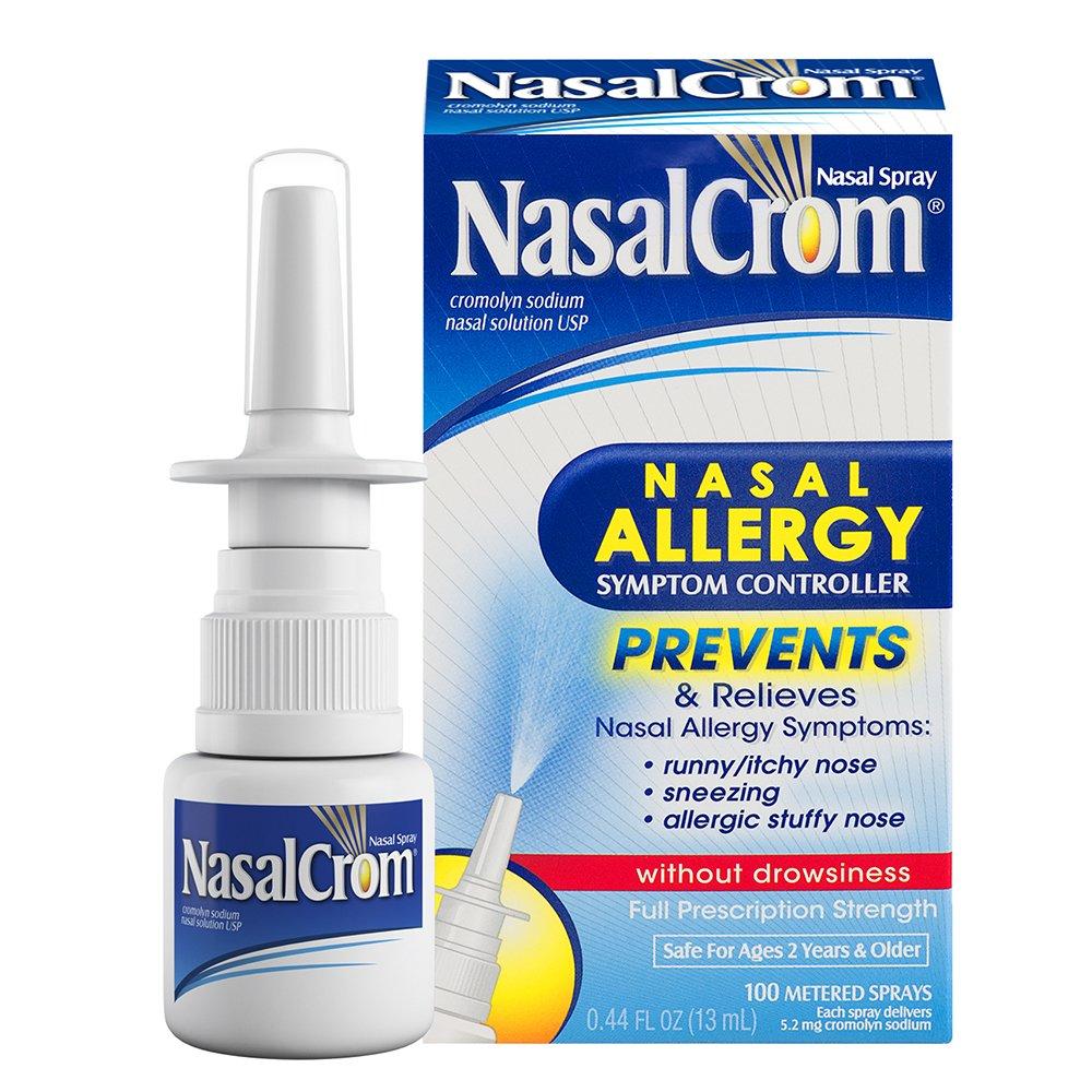Galleon Nasalcrom Nasal Allergy Symptom Controller 200
