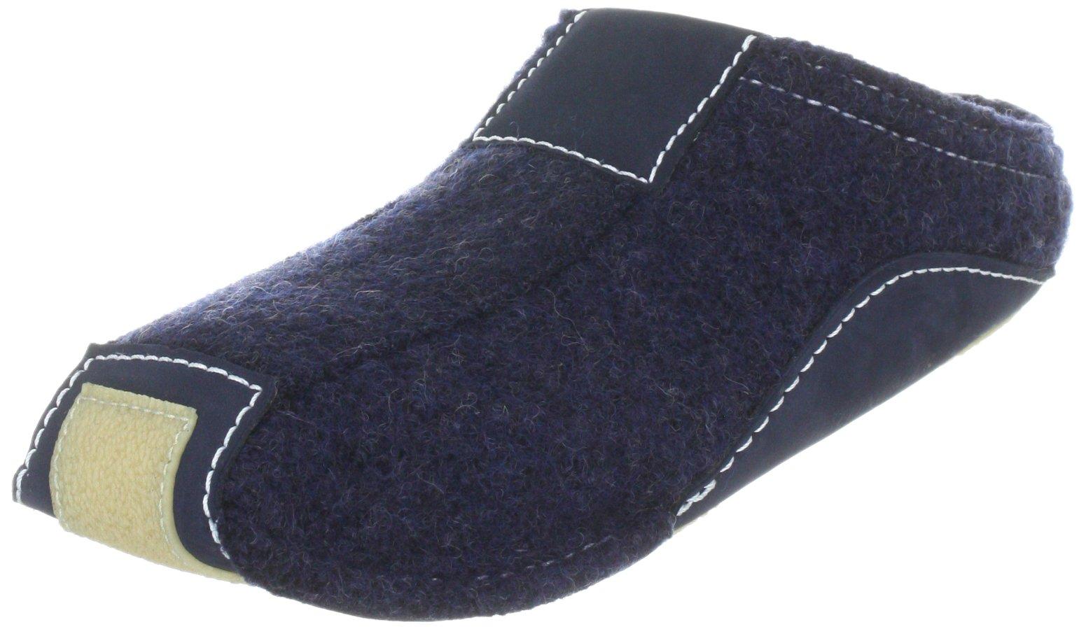 Haflinger 411001 Slippers Pocahontas, kapitän, Gr 46