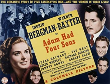 Image result for adam had four sons (1941)