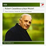 Robert Casadesus interprète Mozart (Coffret 5 CD)