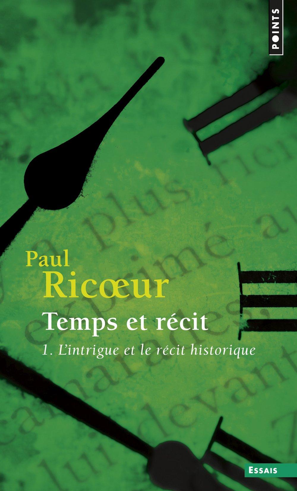 Temps et récit, tome 1 (Anglais) Poche – 1 octobre 1991 Paul Ricoeur Seuil 2020134527 MAK_GD_9782020134521
