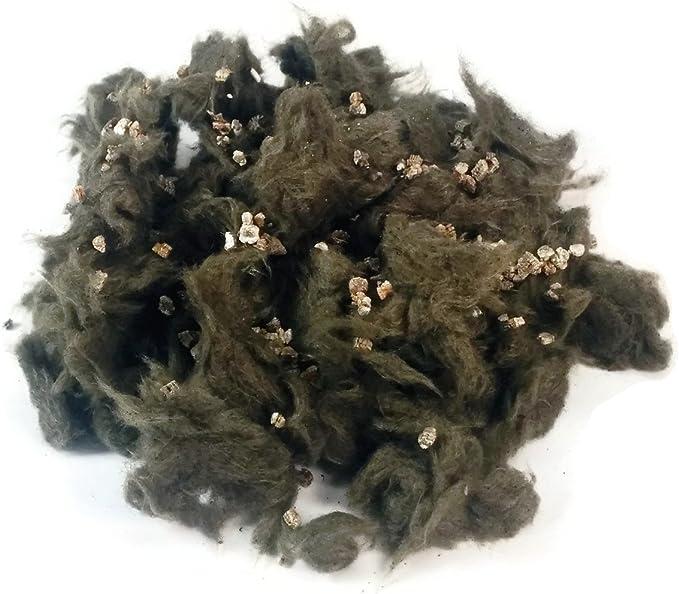 Vemiculite flocons pour le gaz braises