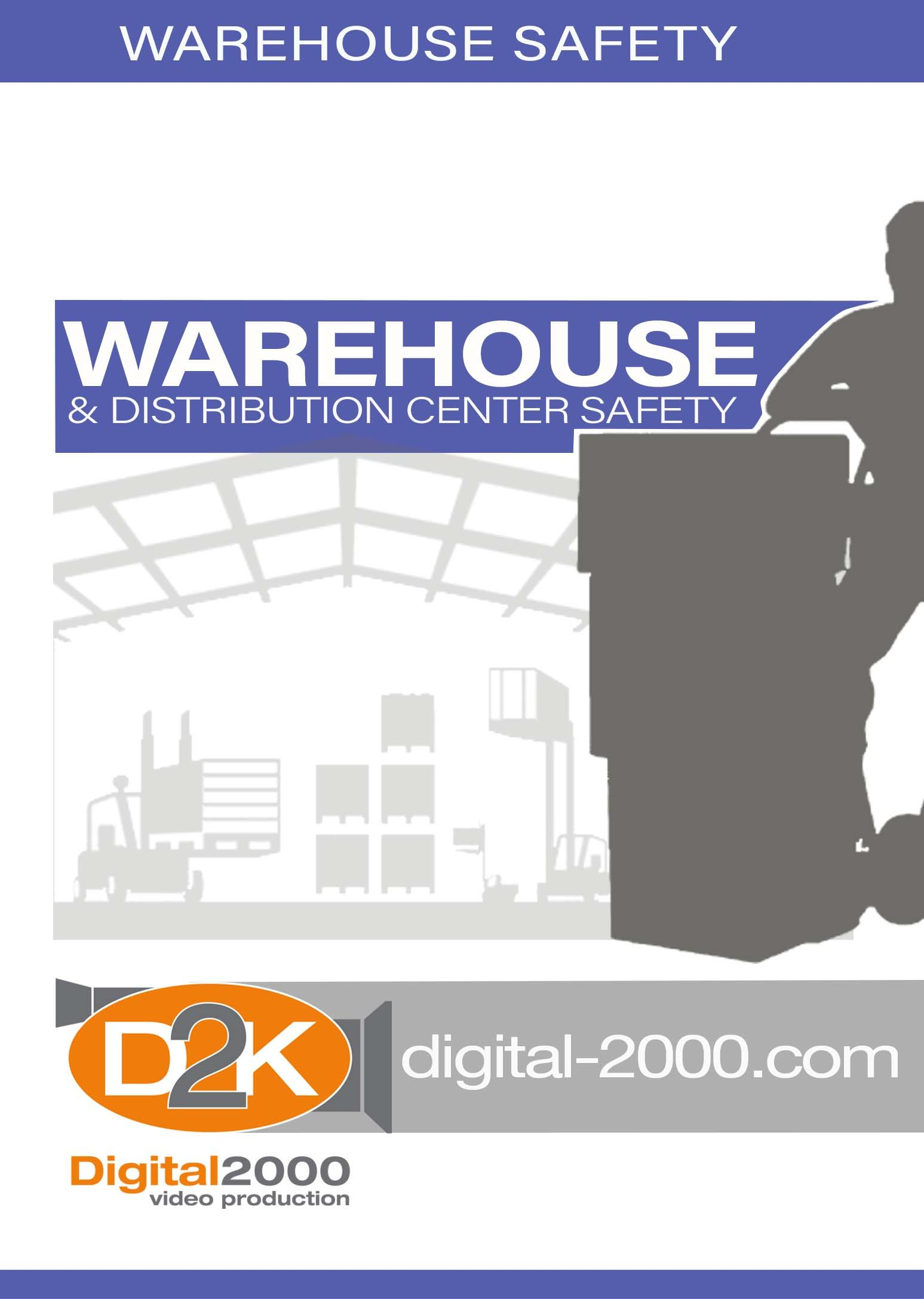 Warehouse and Distribution Center Safety Safety Training DVD