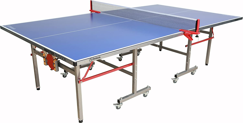 Garlando Master Indoor/Outdoor – Mesa para Tenis de Mesa, Color ...