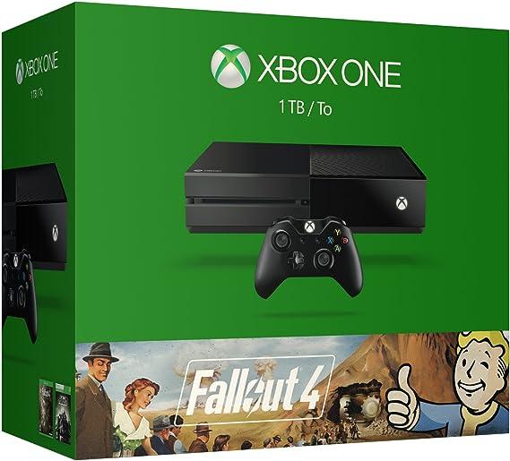 Microsoft Una consola Xbox 1 TB - Fallout 4 Bundle: Amazon.es ...