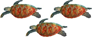 Next Innovations Turtle Wall Art Small Sea Turtle 3 Piece Set