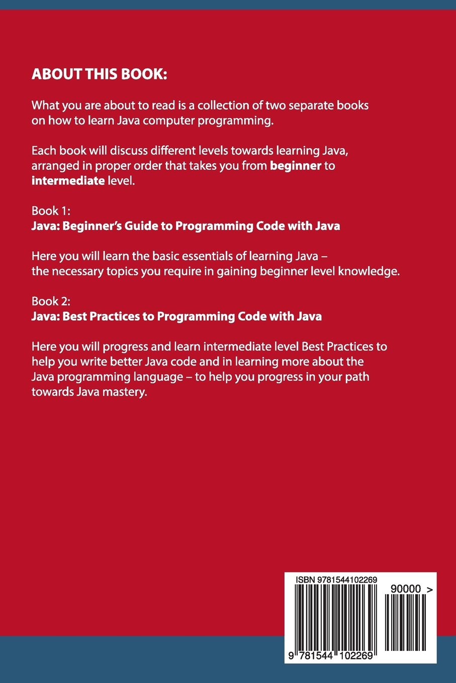 java books in beginner s guide best practices to java 2 books in 1 beginner s guide best practices to programming code java java javascript python code programming language programming
