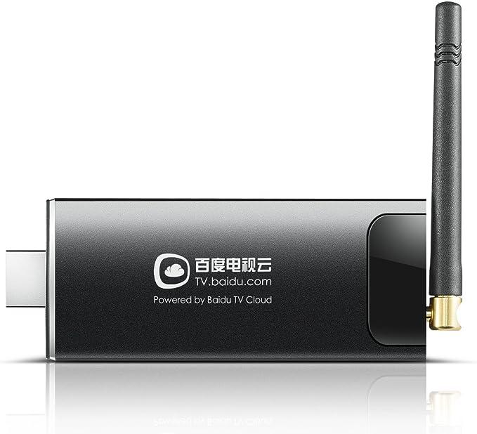 megafeis 4 GB TV Dongle/TV botón 1080P Google Android Arm Cortex-A8 1.2 GHz DDR3 512 M USB WiFi HDMI Bluetooth Mini PC TV Box Smart TV Dongle Adaptador de Smart Internet TV