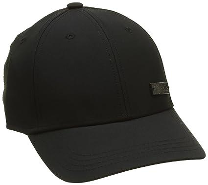 f2dd1241b6373d adidas Metal Logo Kids Lightweight Baseball Cap, Black, One Size ...