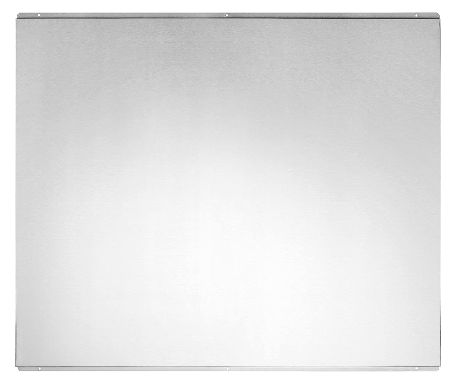 Universal Cookology Unbranded SB900SS Splashback to fit 90cm Flat Hood in Stainless Steel