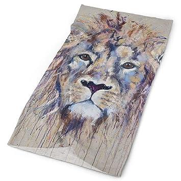 Roman Lin Watercolor Lion King.JPEG Headband Bandana Outdoor ...