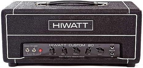 Hiwatt Custom 20H Clase tienda de encargo de la lámpara principal ...