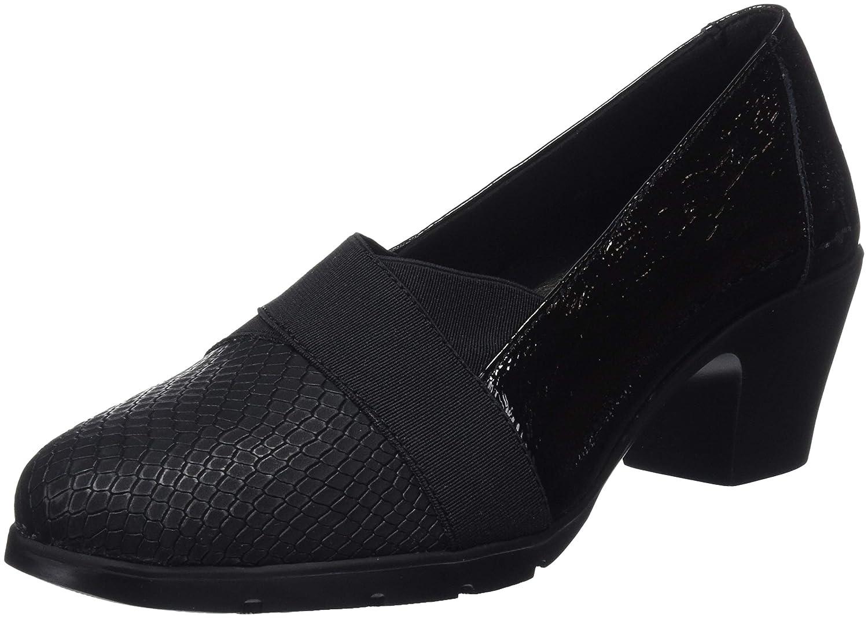 TALLA 40 EU. 24 HORAS 23766, Zapatos de tacón con Punta Cerrada para Mujer