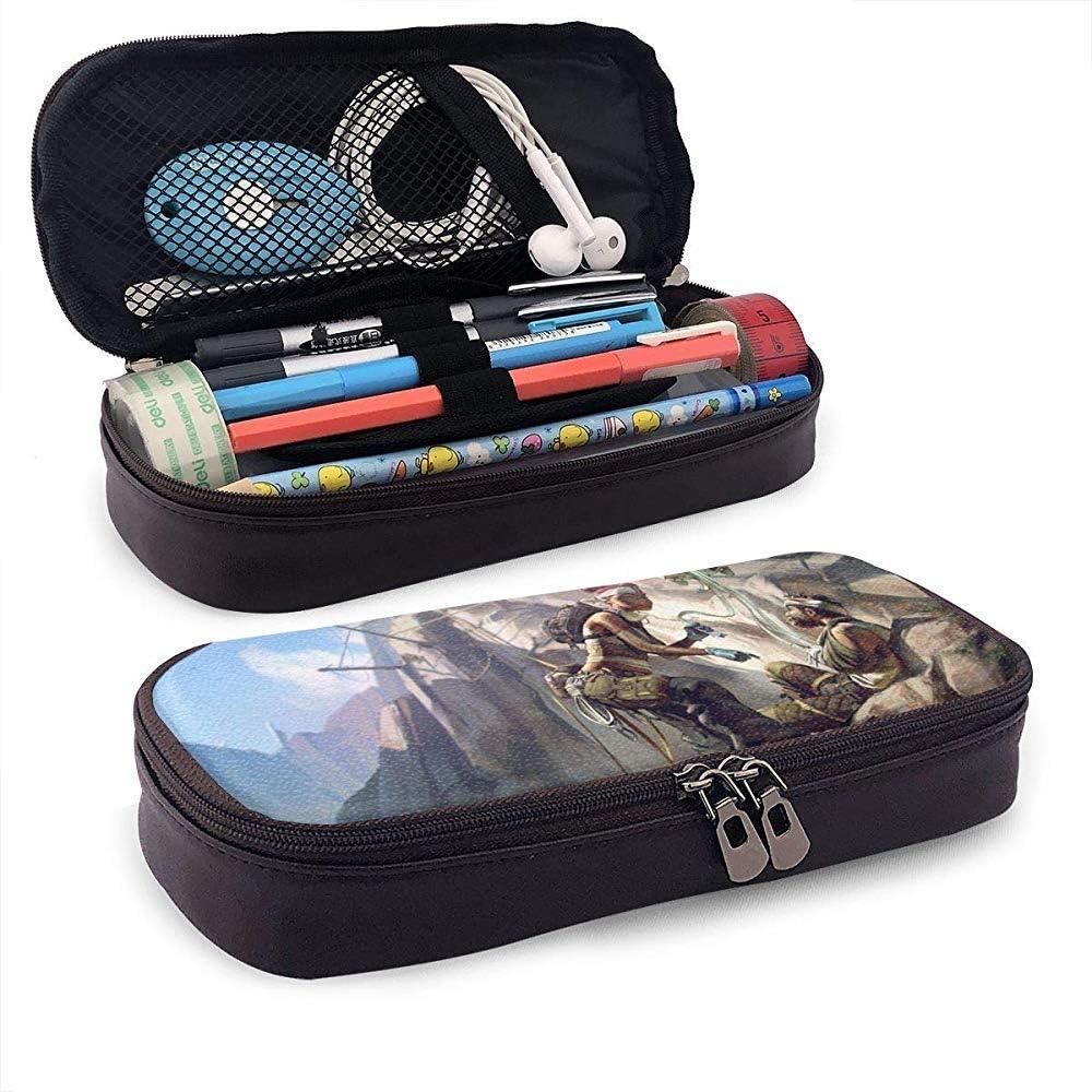 Apex Legends Lifeline 3 Estuche para lápices Bolso para bolígrafo Estuche para maquillaje Bolsa para escuela Oficina Colegio: Amazon.es: Oficina y papelería