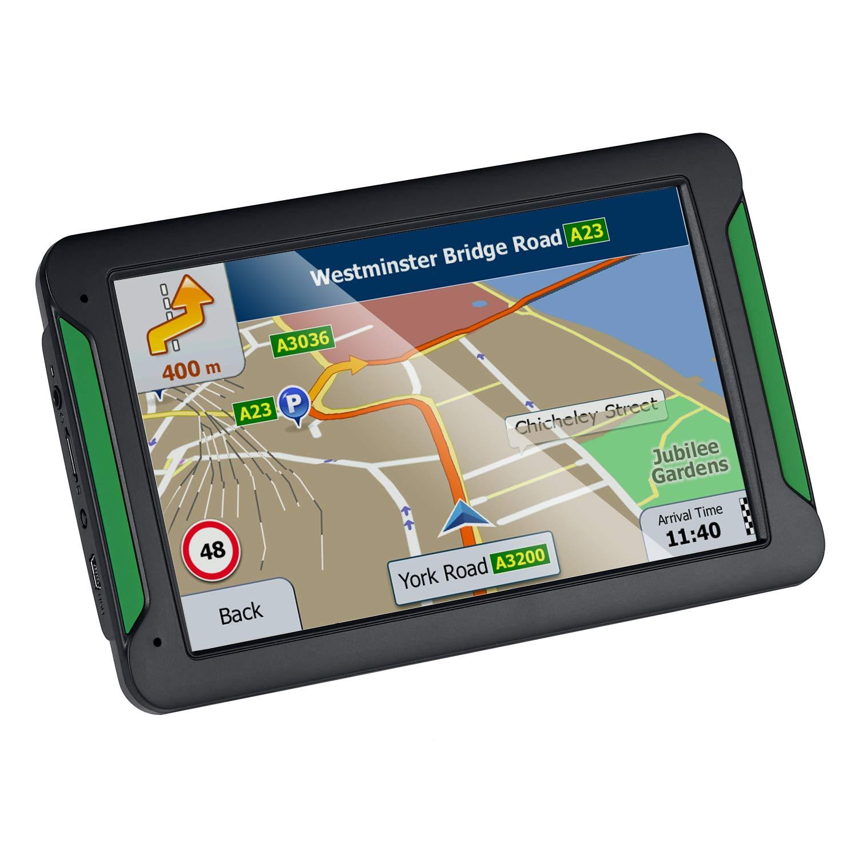 Car GPS Units Vehicle GPS 7 HD Touch Screen CAR TRUCK GPS ... Sat Nav With Usa Maps on sat prep book, sat score chart 2014, sat cartoon,