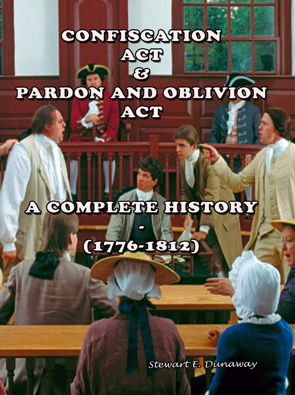 Download Confiscation Act and Pardon and Oblivion Act - A Complete History pdf epub