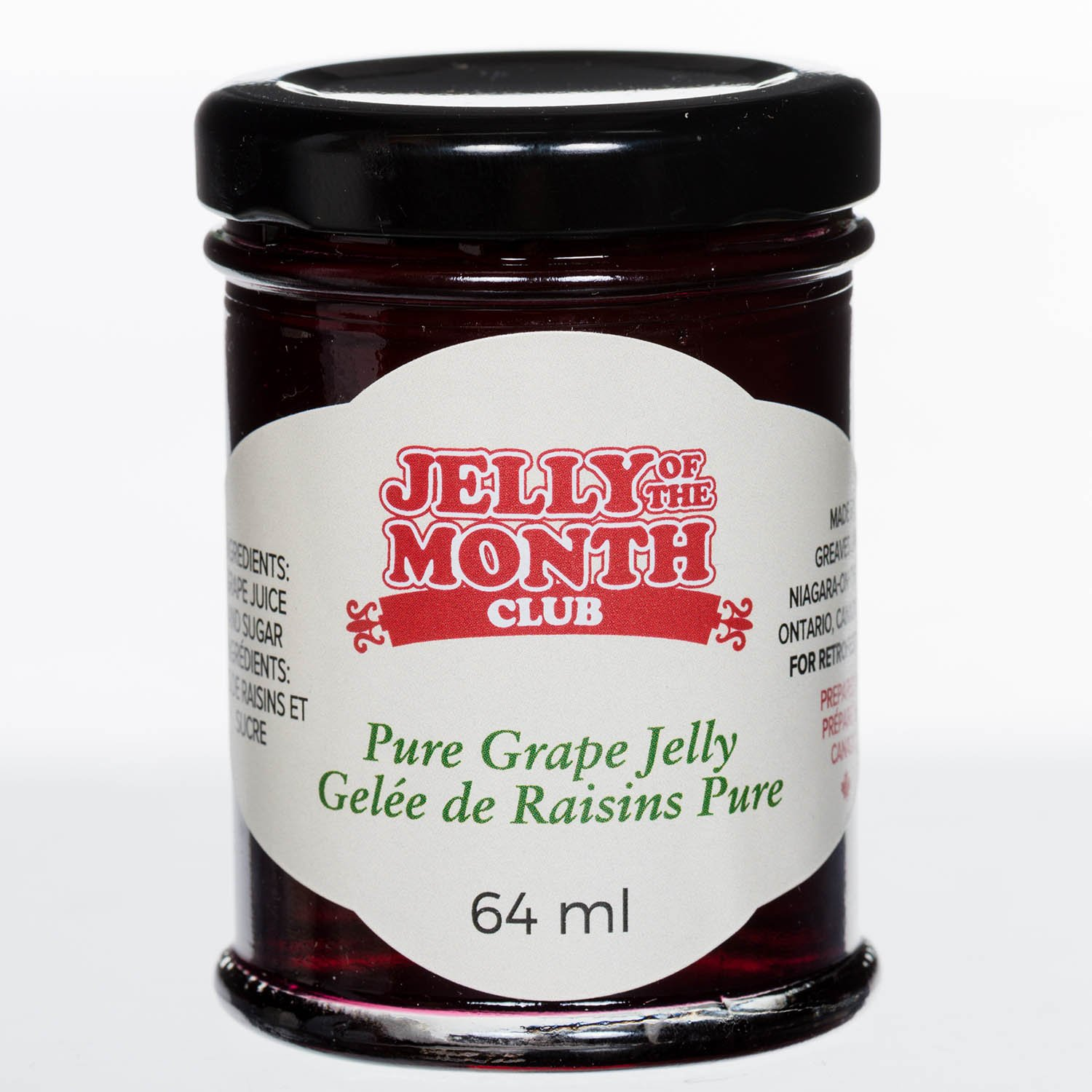 Christmas Vacation Jelly Of The Month Club Jam Jelly Gift Box