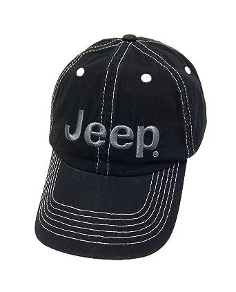 Jeep Gorra Negro: Amazon.es: Ropa y accesorios