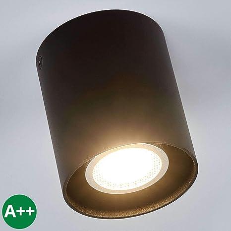 Lámpara de techo Carson (Moderno) en Negro hecho de ...