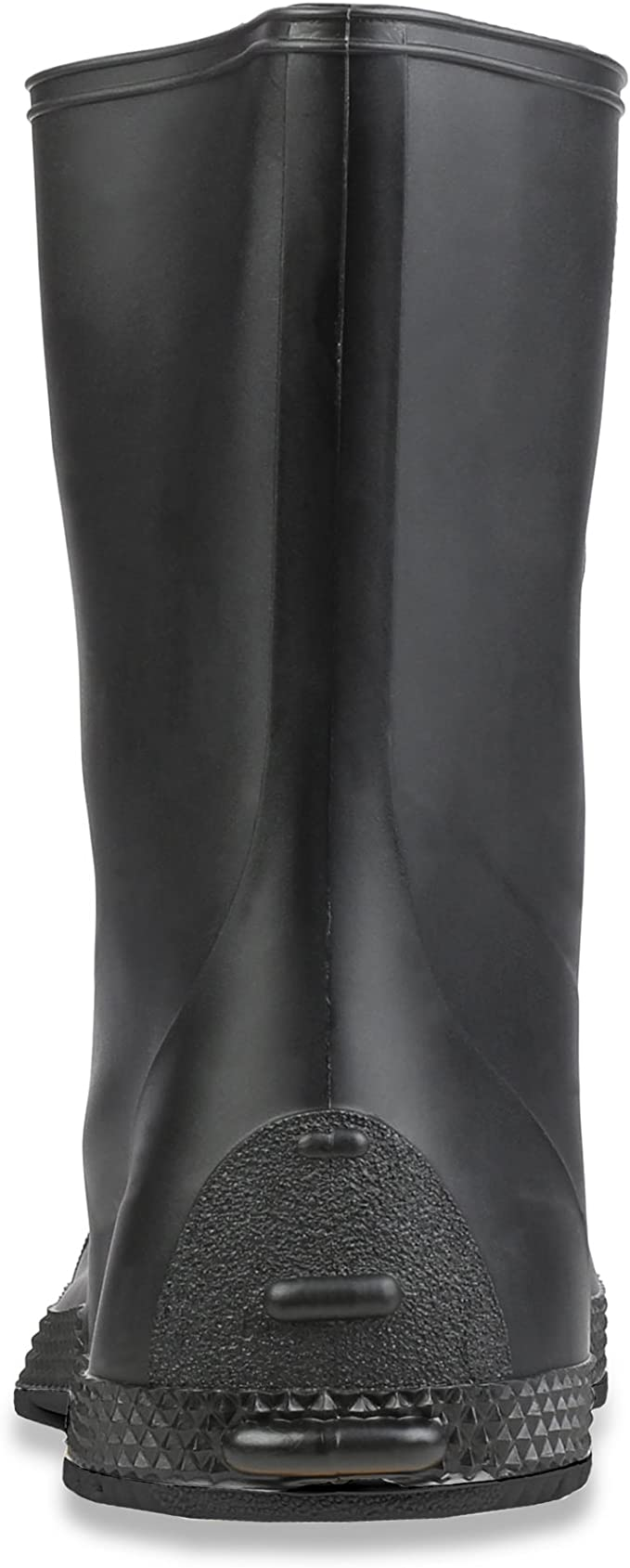 Black Small Honeywell Safety 11924-02-SM Servus Wide Grip Outsole Design Mens Overshoe