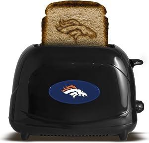 NFL Denver Broncos Pro Toaster Elite