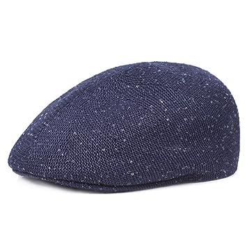 WY-Bufanda Sombrero de Rejilla de Malla de Primavera y Verano Tejido de Malla,
