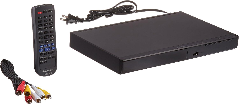 Panasonic todos Multi región código zona libre reproductor de DVD PAL/NTSC. Reproduce DVD de todas las regiones: 0, 1, 2, 3, 4, 5, 6, 7, 8, 9 PAL NTSC cualquier TV. 110 220 V Doble Voltaje, Puerto USB: Amazon.es: Electrónica