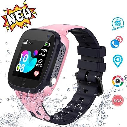 Amazon.com: Yihoo - Reloj inteligente para niños ...