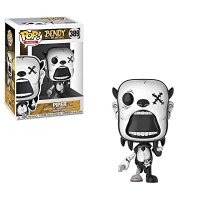 Funko Pop Games: Bendy and The Ink Machine - Piper Collectible Figure, Multicolor: Toys & Games