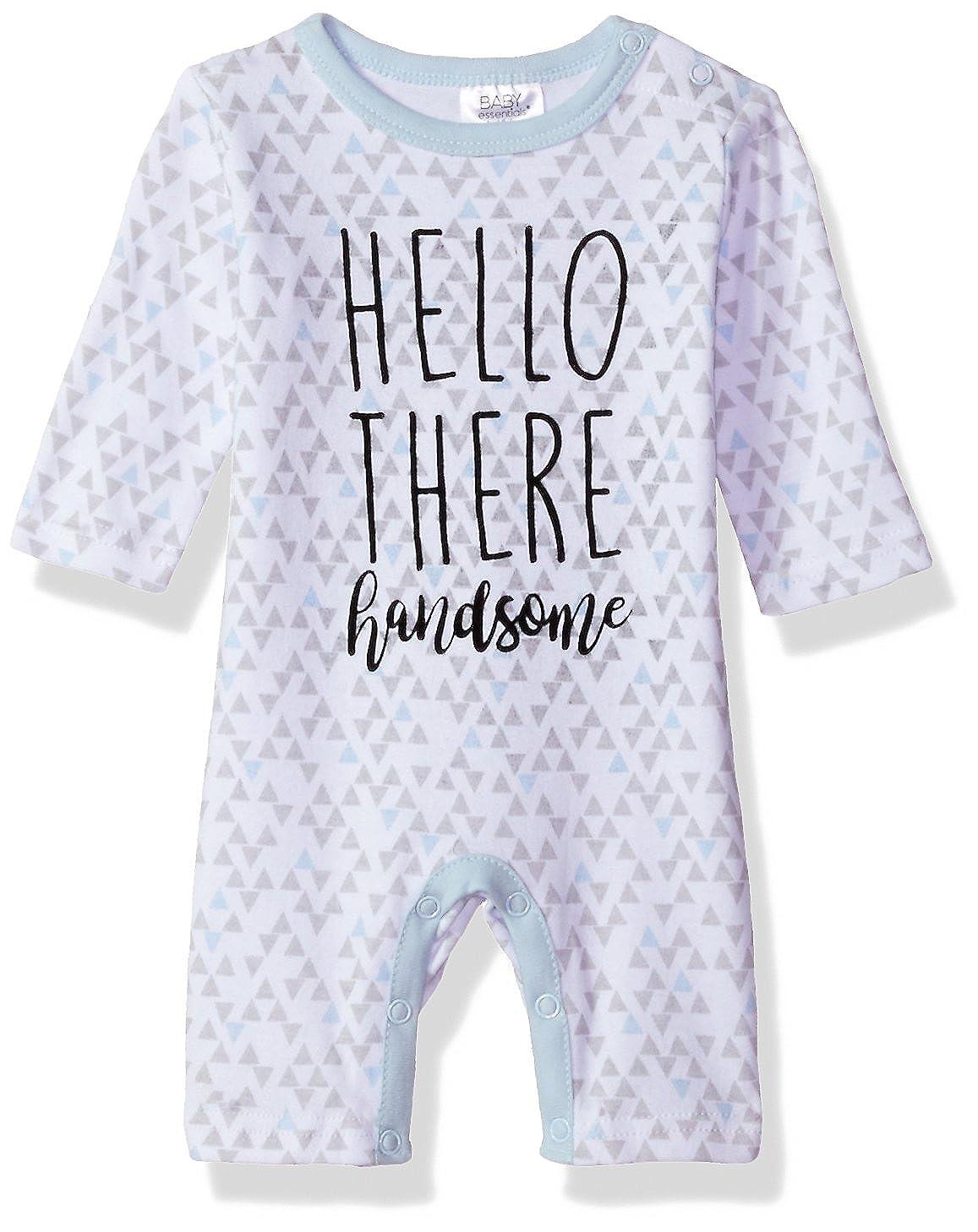 e2337d4d5 Amazon.com  Baby Essentials Baby Boy Coveralls  Clothing