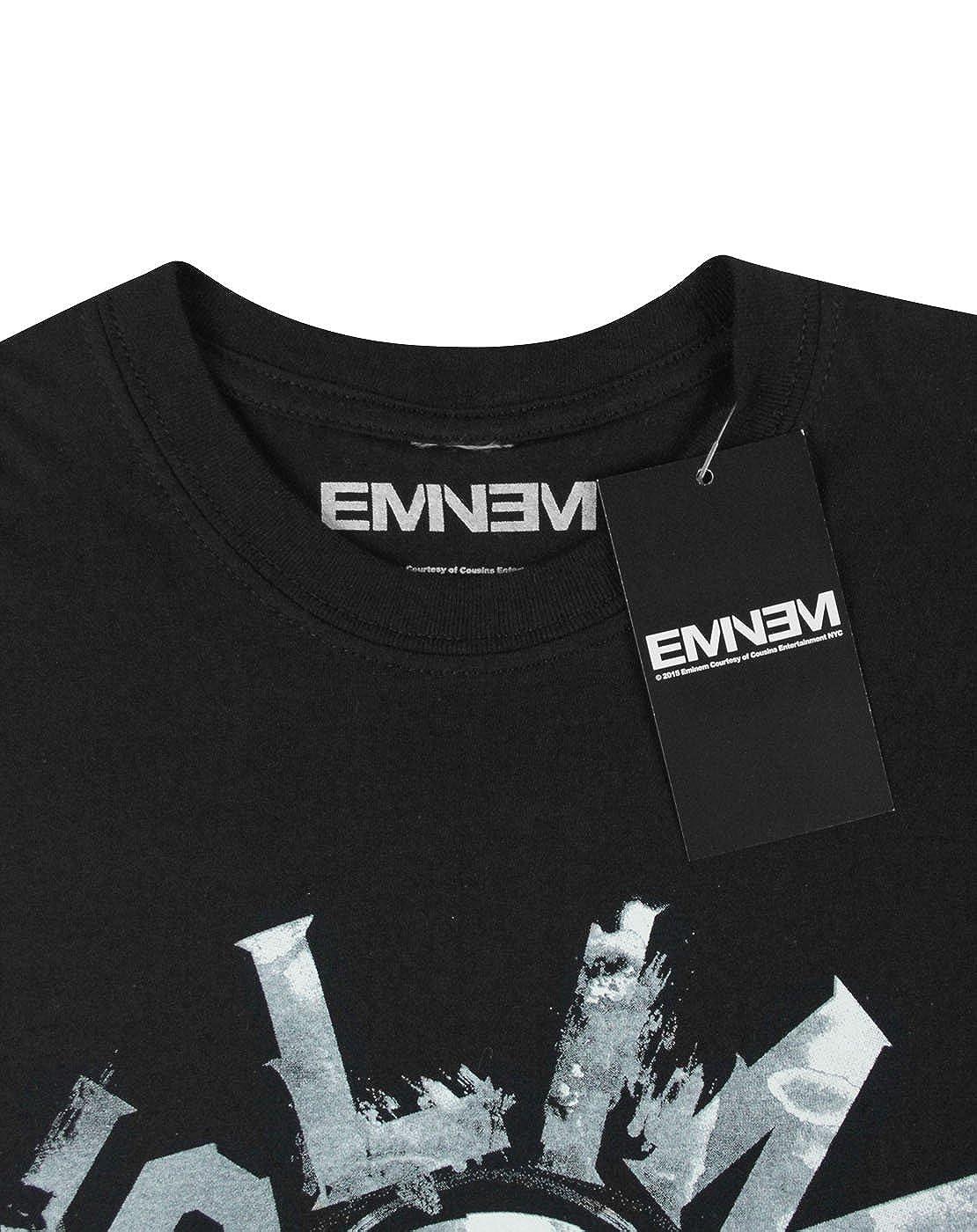 4bdf7c4ec Amazon.com: Official Eminem Slim Shady Men's T-Shirt: Clothing