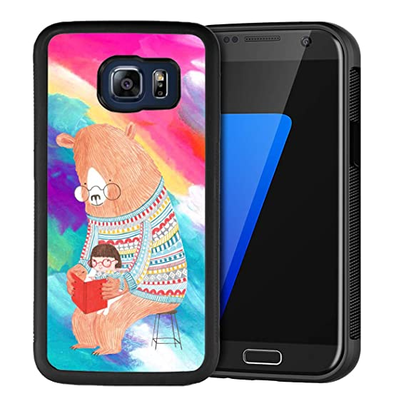 Amazon Com Phone Case For Samsung Galaxy S6 Read Story Together
