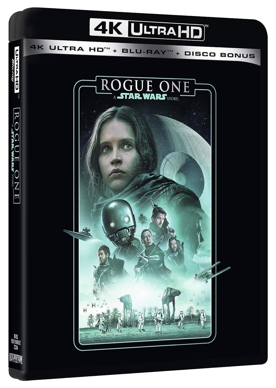 Rogue One - A Star Wars Story (Blu-Ray 4K Ultra HD+2 Blu-Ray) [Italia] [Blu-ray]