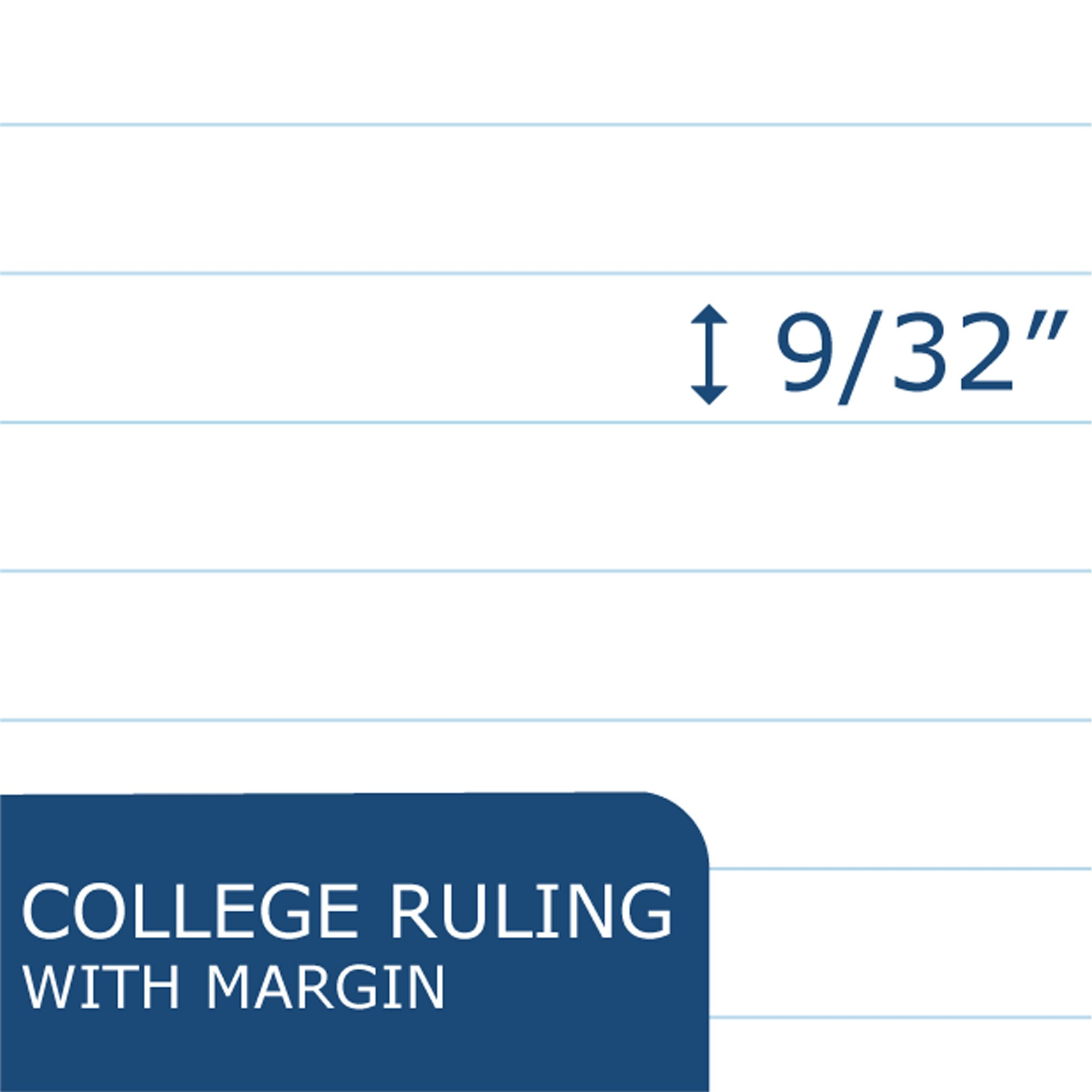 Roaring Spring Premium Composition Book, 10 1/4'' x 7 7/8'', College Ruled, 80 sheets by Roaring Spring (Image #3)