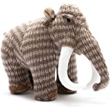 Knitted Woolly Mammoth Soft Toy by Best Years