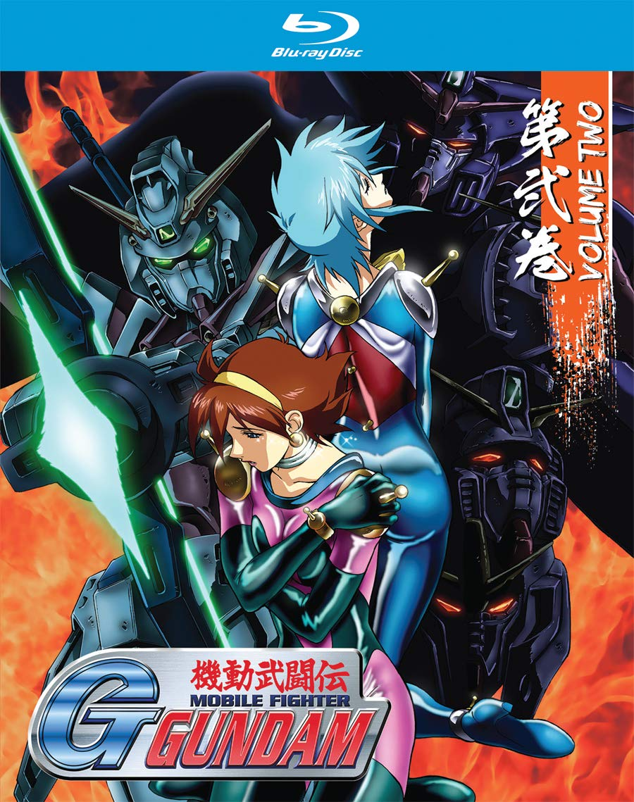 Blu-ray : Mobile Fighter G-gundam: Part 2 Collection (Boxed Set, Subtitled, Dolby)