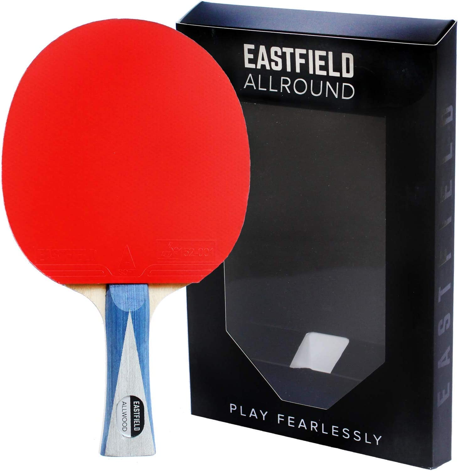 Eastfield Allround Pala de Ping Pong Professional